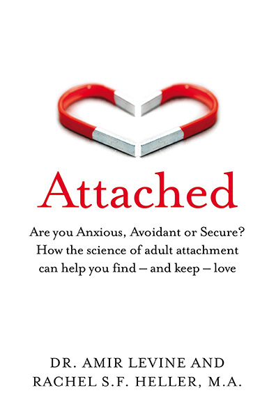 Attached Are you Anxious book