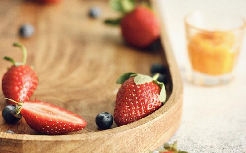 Healthy Food and Emotional Regulation